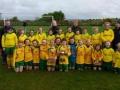 Ballingarry AFC LDSL Girls U10 Div 1 Winners 2012-13