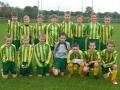 Ballingarry AFC U12 team 2013/14