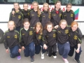 Ballingarry AFC U12 Girls who competed in the All Ireland Blitz finals last Saturday