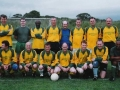 The Ballingarry AFC line-up which lost to Creeves in the Over 35s 'Champions League' Final 2005 on a score of 0-1.