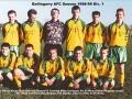 Ballingarry AFC A team 1998/99