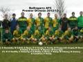 Ballingarry AFC A Team 2012/13