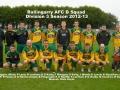 Ballingarry AFC B Team 2012/13