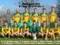 Ballingarry AFC B Team 2014/15