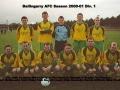 Ballingarry AFC A team 2000/01