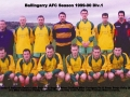 Ballingarry AFC A team 1999/00