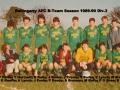 Ballingarry AFC B team 1989/90