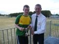 Dean Clancy A Team Player of the Year 2017-18