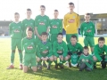 LDSL U/12 Inter League Squad 2010/11. Ballingarrys Mikey Hickey front row, 2nd left.