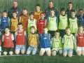 Limerick Desmond Schoolboys League Under 11 academy 2009/10. Ballingarrys Mark Storin & Edward Houlihan circled.