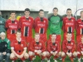 Limerick Desmond League Youths 2009/10 who played Kerry District Youths. Ballingarrys Shane O'Doherty is circled
