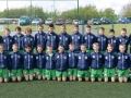 LDSL U12 Interleague Squad 2012-13. Mark Hayes of Ballingarry AFC is 3rd from right front row.
