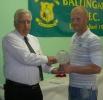 Denis Kelly - 100 goals