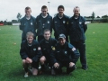 The Coaches at the F.A.I. Summer Camp at Ballingarry, July 2005, including Ballingarry AFC players Darragh O'Grady and Eoin Barrett (Back Row, 2nd from right, and far right).