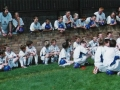 The young participants at the F.A.I. Summer Camp at Ballingarry, July 2005