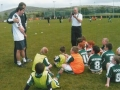 The Under 8s get advice.
