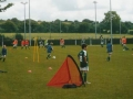 Training in full swing at the Summer Camp.