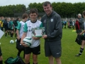 Darragh gets his cert