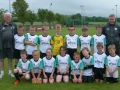Pat and Cian with the Under 12s