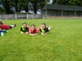 All smiles from Eimear, Kelsey and Nessa.