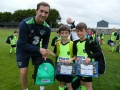 RDO Barry McGann with Liam and Darragh