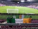 Inside Stade de Geneva 17-10-2019