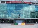 The flag at Man Utd v Zorya Luhansk Europa League game 29-09-16