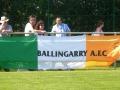 The flag at the Under 12 All Ireland Final May 2010 (Wayside Celtic). LDSL v DDSL