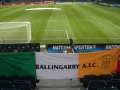 The Flag in The Friends Arena 22-3-13 WCQ 2014