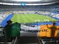 Inside The Stade de France at Euro 16