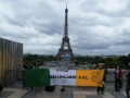 In Paris for Sweden game at Euro 16