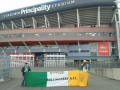 Outside Principality Stadium Cardiff October 2017