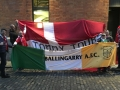 The Famous Flag - Latest sighting in Dublin for World Cup Playoff V Denmark 14/11/2017