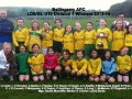 Ballingarry AFC U10 Girls Division 1 Winners 2013-14