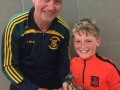 Billy Kelliher U12 Top Scorer
