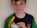 Jack MacMahon U12 A player of the year