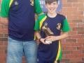 Cathal McMahon U13 Top Scorer