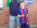 Cillian McMahon U13 Young Player of the Year