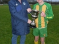 Captain Cathal McMahon with John Cahill LDSGL
