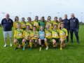Ballingarry AFC Girls U14 Cup Winners 2019