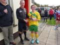 Player of the Match Amy Madden