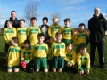 Ballingarry AFC Under 10 squad 2016/17