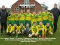 Ballingarry AFC Under 11 squad 2012/13