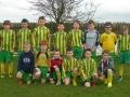 Ballingarry AFC Under 11 squad 2011/12