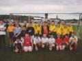 Ballingarry AFC Under 10 squad 1998/99