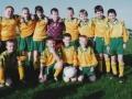 Ballingarry AFC Under 10 squad 1999/2000