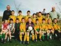 Ballingarry AFC Under 10 squad 2001/02