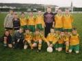 Ballingarry AFC Under 11 Cup squad 2002/03