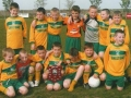 Ballingarry AFC Under 10 B Team L.D.S.L. Division 4 winners 2006/07
