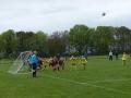 Ballingarry attack a corner
